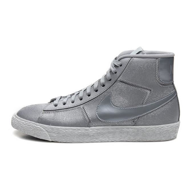 NIKE WOMENS BLAZER MID CUT OUT PRM SHOES