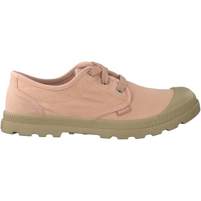Palladium Chaussures à lacets PAMPA OXFORD D Roses