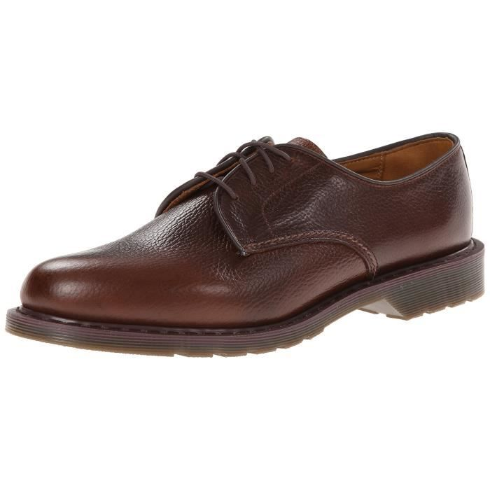 Derbies en cuir synthétiqueDr. Martens 7qs5oMS