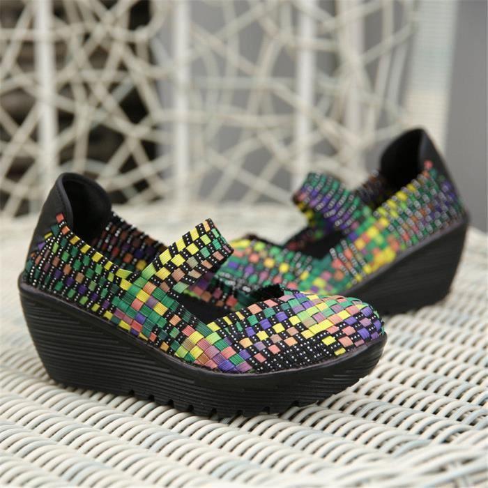 Qualité Nouvelle Antidérapant Chaussures Mocassins Arrivee Meilleure 35 40 Femmes Taille Luxe Marque De dCeWrxBQo