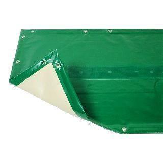 Bache Hiver Luxe Verte Compatible Piscine Ubbin Achat Vente