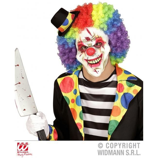 masque clown tueur enfant achat vente jeux et jouets. Black Bedroom Furniture Sets. Home Design Ideas