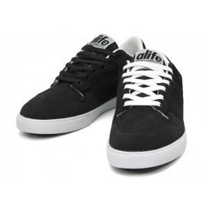 Baskets Homme ALIFE Everybody Low Suede Black