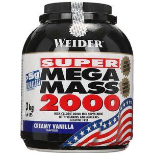 WEIDER Mega Mass 2000 Vanille NTT