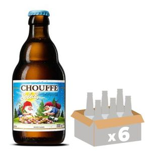 BIÈRE BRASSERIE D'ACHOUFFE La Chouffe Soleil Bière Blond