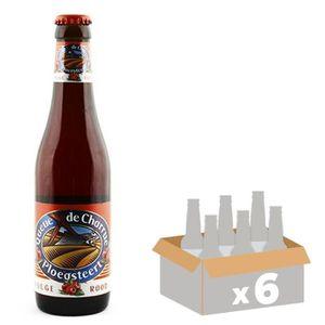 BIÈRE BRASSERIE DU BOCQ Queue de Charrue Bière Aromatisé