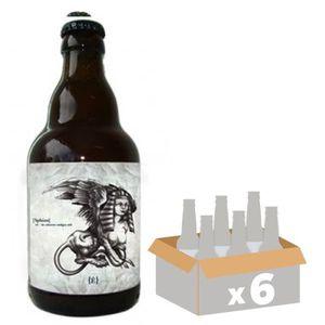 BIÈRE SPHINX SOLUTION Bière Blonde - 6x 33 cl - 4,5 %