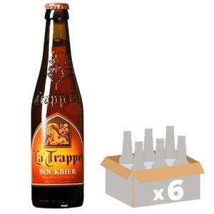 BIÈRE BRASSERIE LA TRAPPE Bock Belgian Dark Ale - Bière