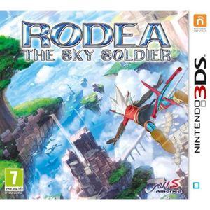 JEU 3DS Rodea The Sky Soldier Jeu 3DS