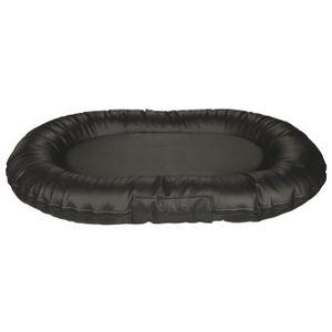 TRIXIE Coussin Samoa Sky - Imitation cuir - 80x60cm - Noir - Pour chien
