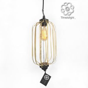 LUSTRE ET SUSPENSION Suspension HIRONDELLE LAN - Suspension en bambou -