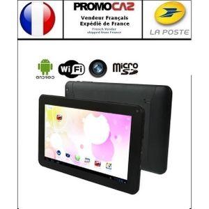TABLETTE ENFANT Tablette F-900 noire 9 pouces 8 GO Android 4.4 Wif