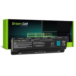 CLAVIER Batterie Green Cell® pour Toshiba Satellite C55-A-