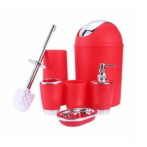 Accessoire salle de bain rouge - Achat / Vente Accessoire salle de ...