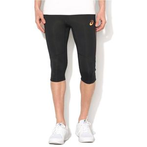 huge discount d9cdb 73fe6 Pantacourt Legging Noir Adrenaline Kneetight Running Homme Asics