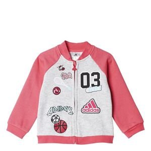 COMBINAISON DE RUNNING Survêtement bébé adidas Fun Fleece