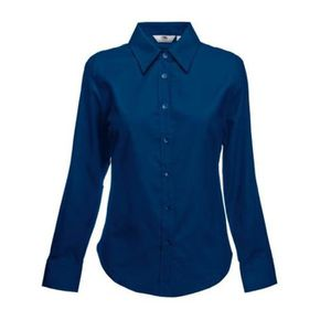 CHEMISE - CHEMISETTE FOT-20Fruit of the Loom Lady-Fit Chemise à manches