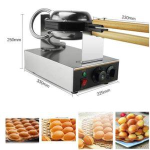 PIÈCE DE PETITE CUISSON SHINA 220V Machine électrique à gâteau aux oeufs d