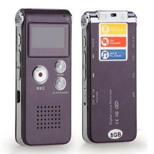 DICTAPHONE - MAGNETO. Sopear® Enregistreur vocal 8GB Mini USB dictaphone