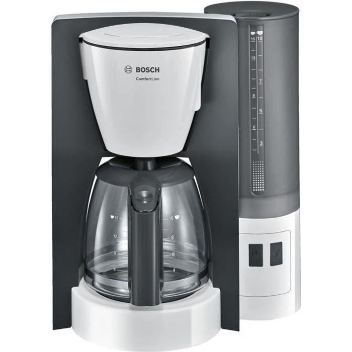 BOSCH TKA6A041 Cafetière filtre - Blanc