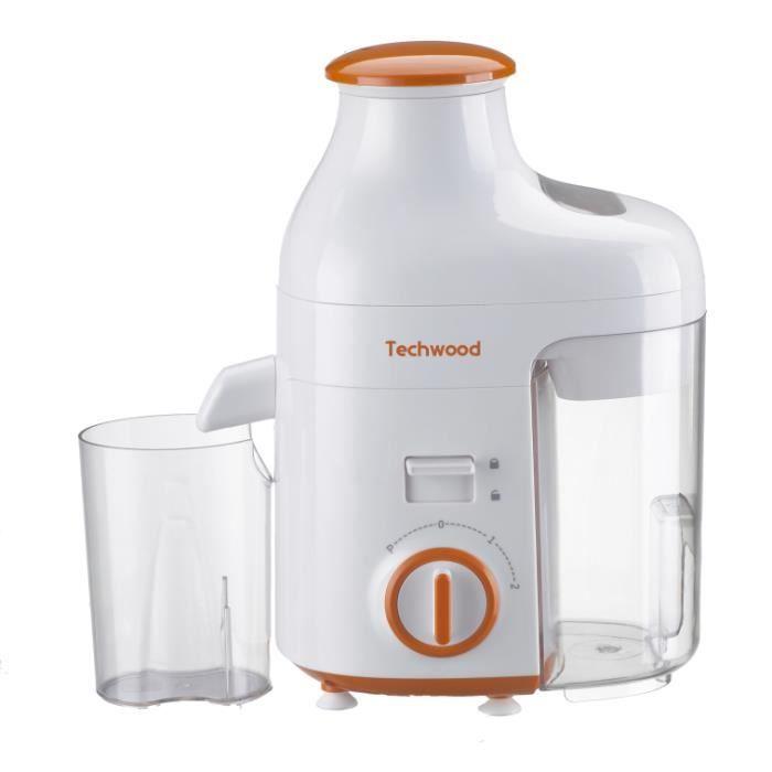 TECHWOOD TCF404 Centrifugeuse - Blanc