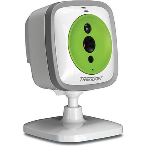 TRENDNET Caméra de surveillance réseau - Fixé - 640 x 480 - Port USB