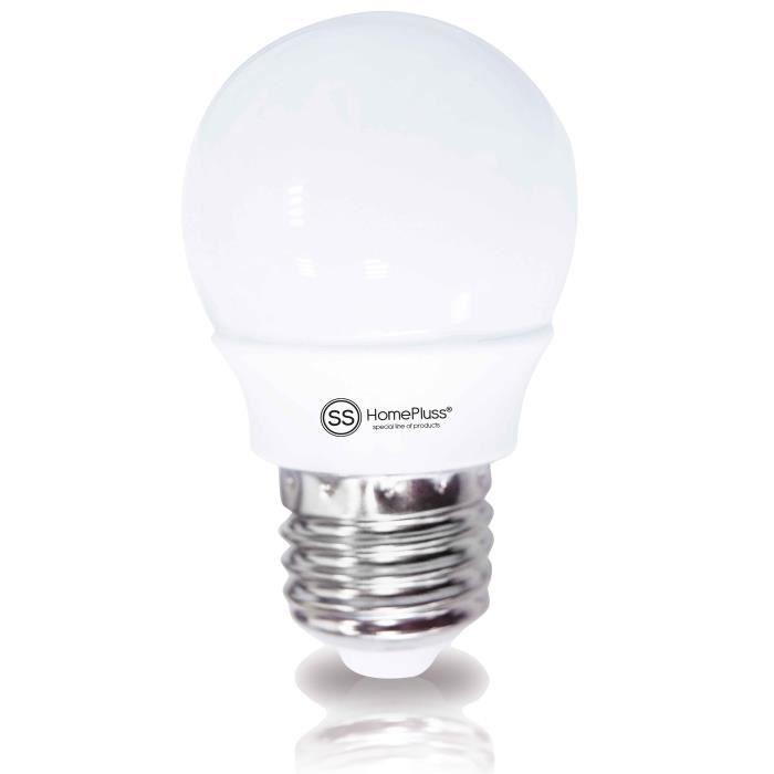 Image D Une Lampe ampoule led ronde e27 d'une consommation de 14w avantageuse un flux