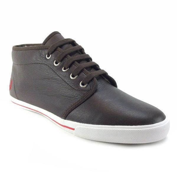 Fred Perry Sneakers gris Homme B1165-282 RrlBPZe