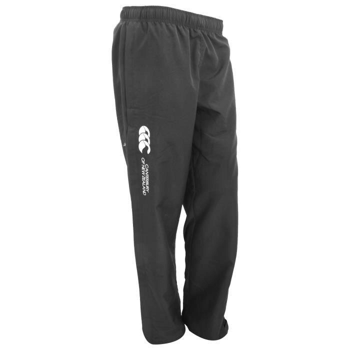 d8117b69522 Canterbury Stadium - Pantalon de sport élastiqué - Femme Noir Noir ...