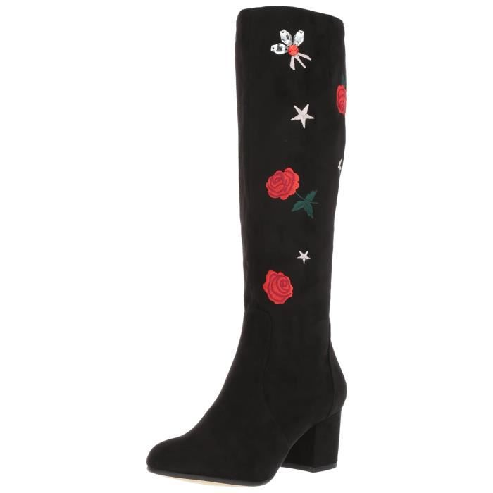 Betsey Johnson Baylor Slouch Boot D7FUL Taille-42
