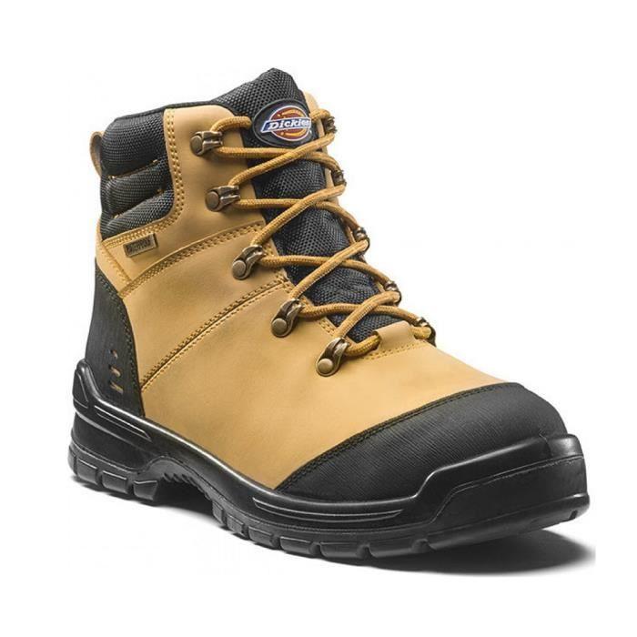 De Wr Cameron Src Montantes S3 Beige Chaussures Sécurité Dickies LGMUzqSjVp