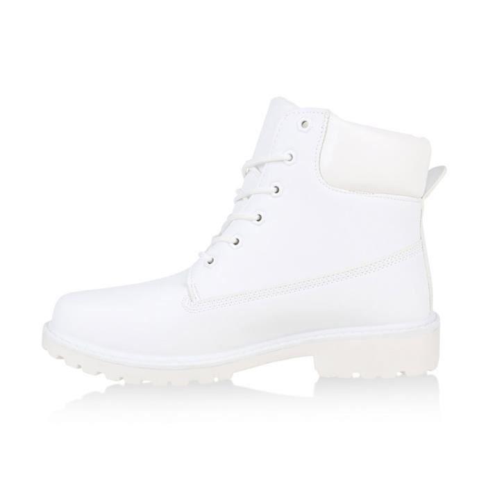 Boots fashion pour homme Bootsblanc
