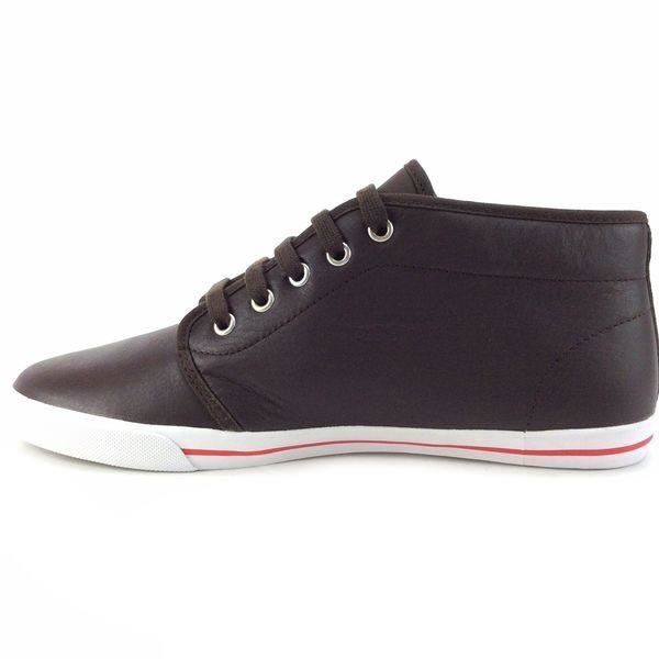 Basket - Fred Perry - FLETCHER LEATHER X6yQ3age