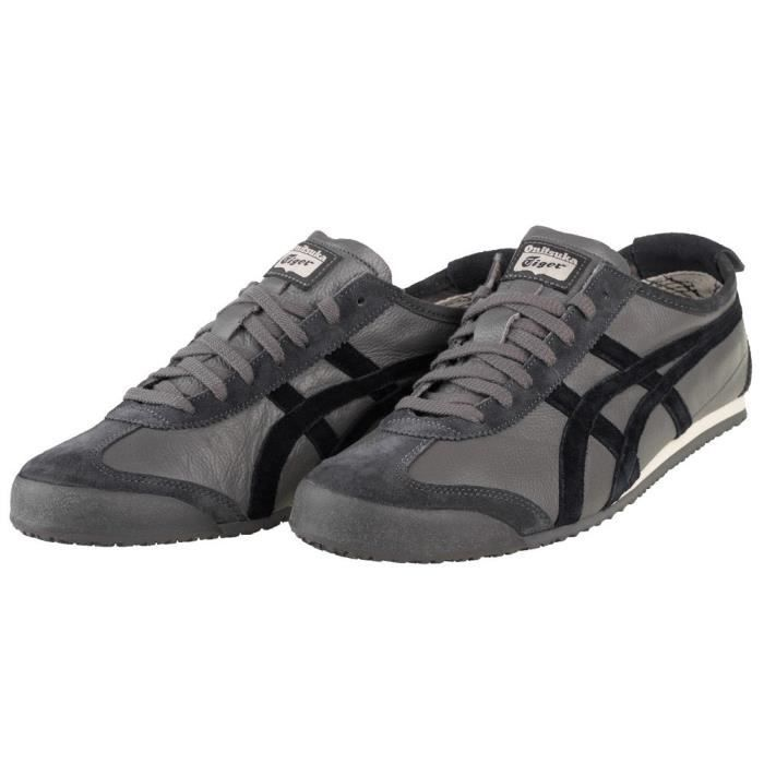 Chaussures Asics Mexico 66 Vin