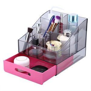 PALETTE DE MAQUILLAGE  Boîte de Rangement de Tiroir pour Maquillage Bijou