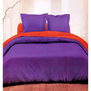 couette mauve achat vente couette mauve pas cher. Black Bedroom Furniture Sets. Home Design Ideas