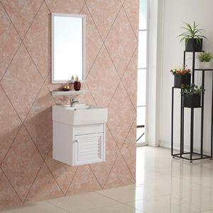 LAVE-MAIN Meuble de salle de bain de modèle de nuage en 40x3