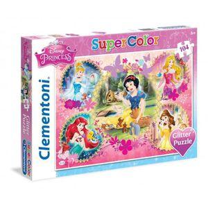 PUZZLE Clementoni - 201341 - Puzzle - Princesse - 104 Piè