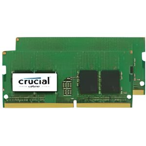 MÉMOIRE RAM Mémoire pour portable DDR4 Crucial SO-DIMM 16GB 24