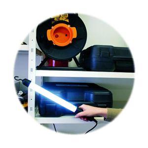 LAMPE DE POCHE ELRO Baladeuse filaire néon 500 lm 8 W