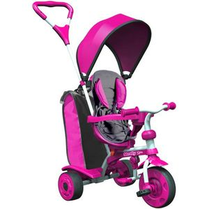 TRICYCLE STROLLY - Tricycle Evolutif Strolly Spin - Rose