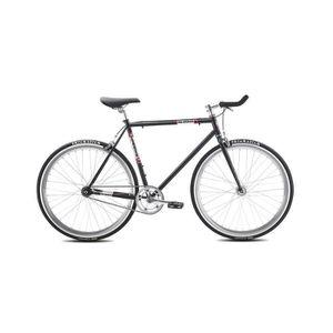 VÉLO DE VILLE - PLAGE Vélo fixie SE Bikes LAGER Noir 2016 (58 cm)
