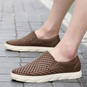 SLIP-ON Sandales Hommes Confortable ZY été Haut qualité Ma 29744ac81b8f