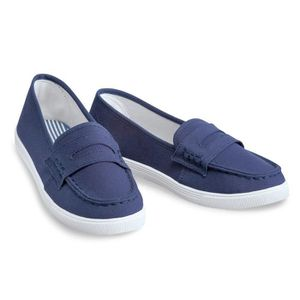 SLIP-ON Classic Boat Shoe Mocassins Femme Slip On Sneakers