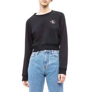 88bf700df Sweat Calvin klein jeans femme - Achat / Vente Sweat Calvin klein ...