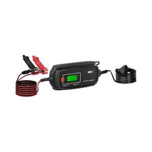 CHARGEUR DE BATTERIE Chargeur de batterie de voiture Tension de sortie