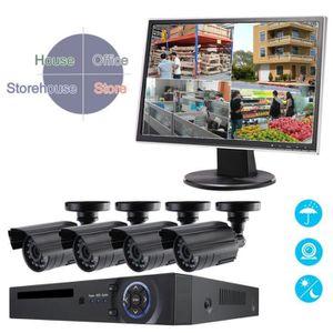 WEBCAM ip66 professionnel caméra de sécurité système dvr