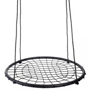 BALANÇOIRE À BASCULE Balançoire ronde plate 100 cm - Diamètre 100 cm