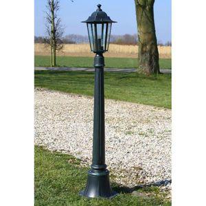 LAMPE DE JARDIN  Luminaire extérieur type lampadaire 105 cm