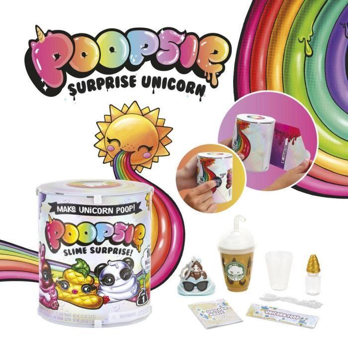 SPLASH TOYS Poopsie Surprise Slime Crotte de licorne magique